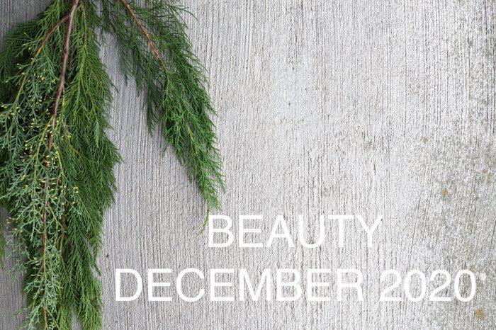 Декабрь 2020: лучшие косметические новинки