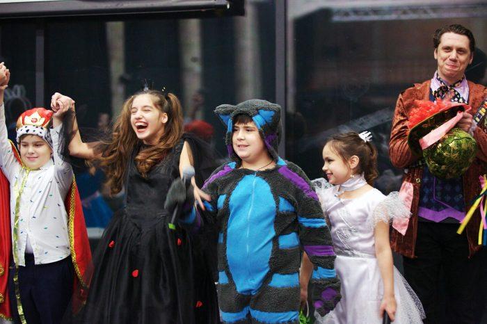 Набор в театральную студию «Сны Алисы»