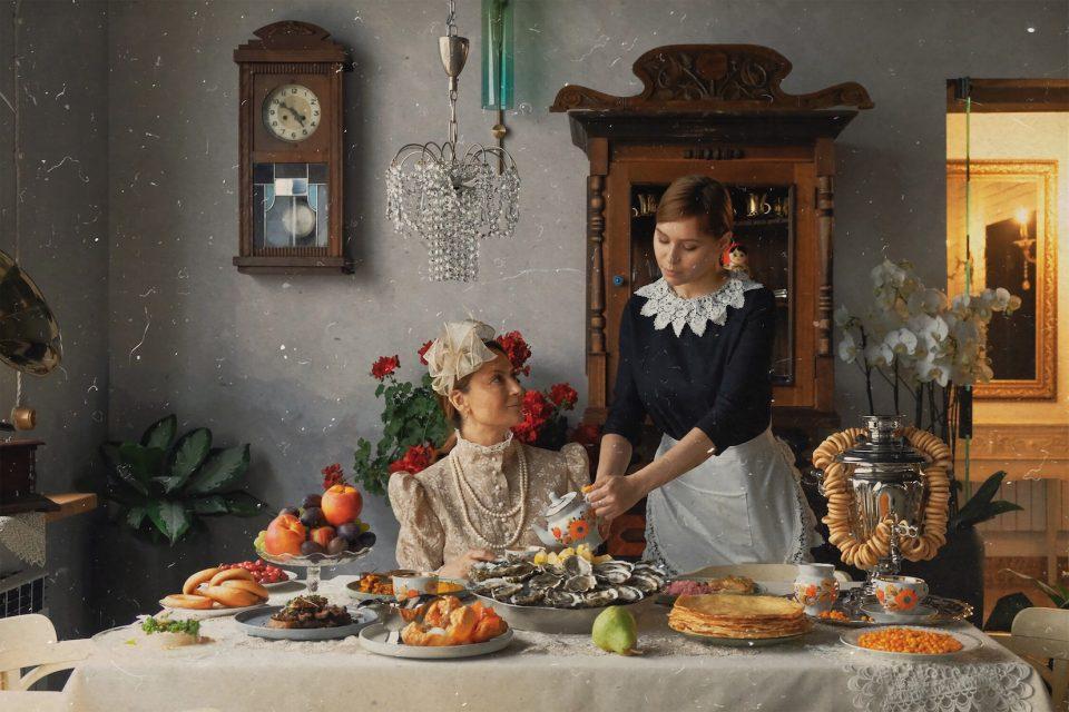 Ресторан «Купцы и устрицы» – русские традиции и французский шарм