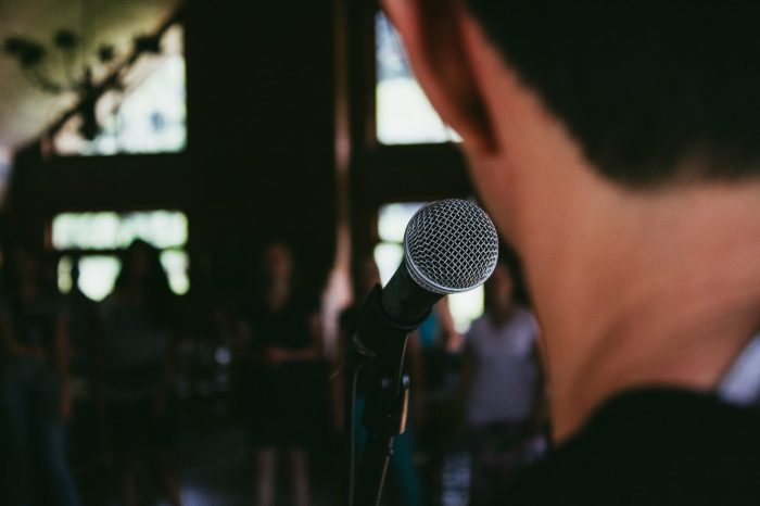Как побороть страх перед публичными выступлениями?