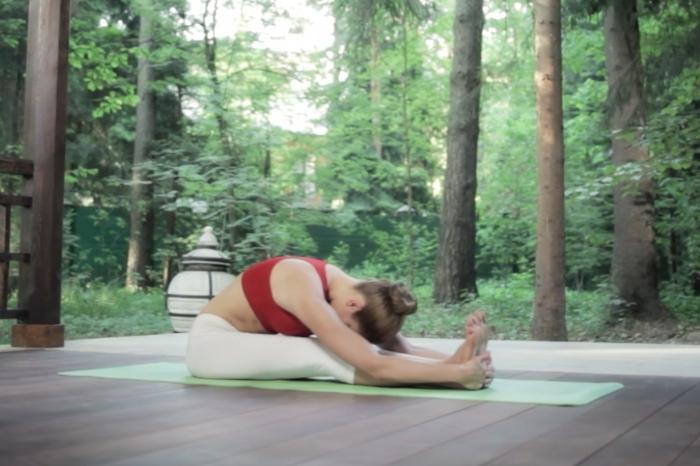 Упражнения для хорошей осанки