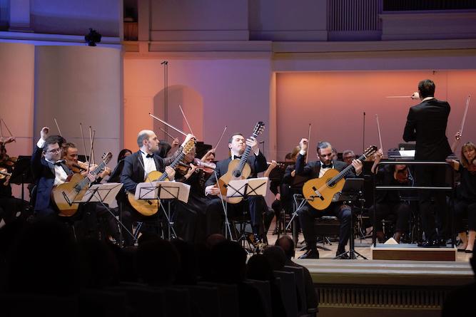 XV Юбилейный Московский международный фестиваль «Виртуозы гитары»
