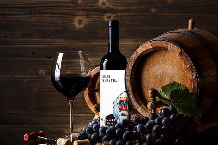 Обновленная линейка грузинских вин Zurab Tsereteli от Tsereteli Winery