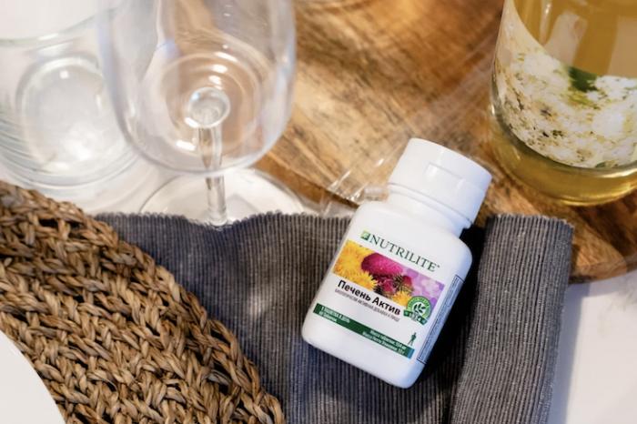 NUTRILITE™ представляет программу Body Detox