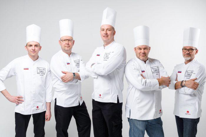 Впервые после введения в 2008 году европейского полуфинала российская команда будет выступать в финале Bocuse d'Or!