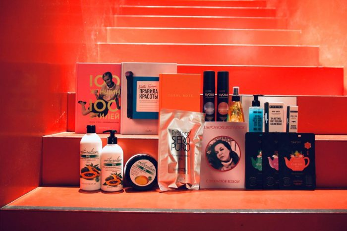Презентация 3 тиража Alina Voynova Lifestyle Box