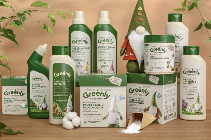 HOME GNOME GREENLY ОТ FABERLIC